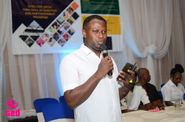 Akande Olusegun Sunday, TED Initiative Project Director